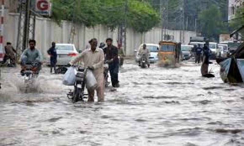 Downpour inundates Lahore, more is coming