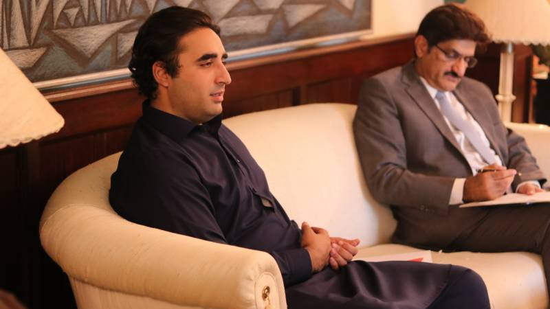 Bilawal comes out to help Sindh recover from damage caused by rains