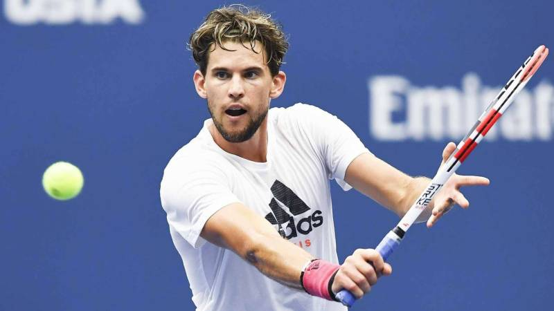 Birthday boy Thiem moves into US Open third round