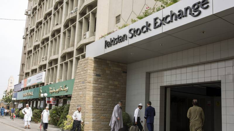 Pakistan Stock Exchange sheds 165 points