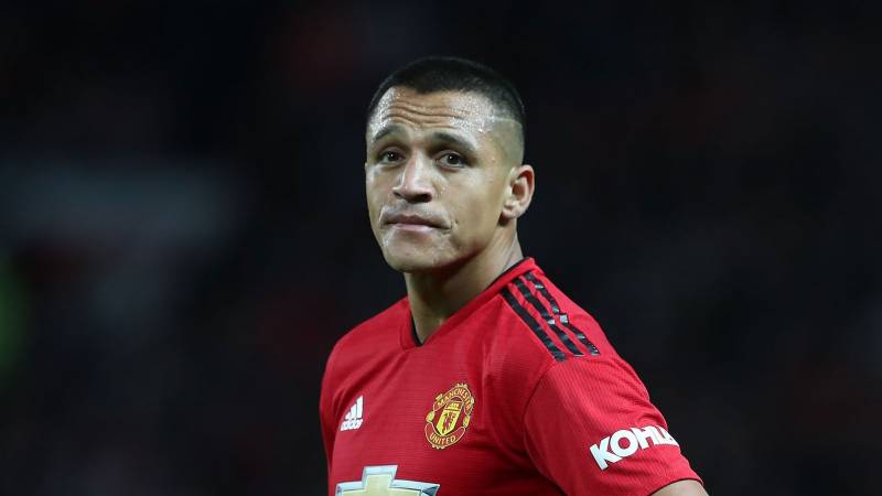 Sanchez wanted Man Utd exit after first training session
