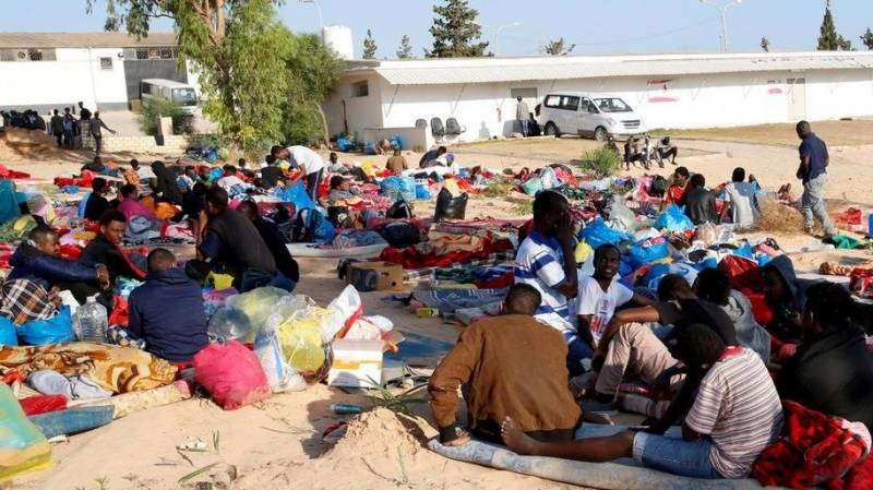 UN chief calls for closure of Libya migrant detention centres