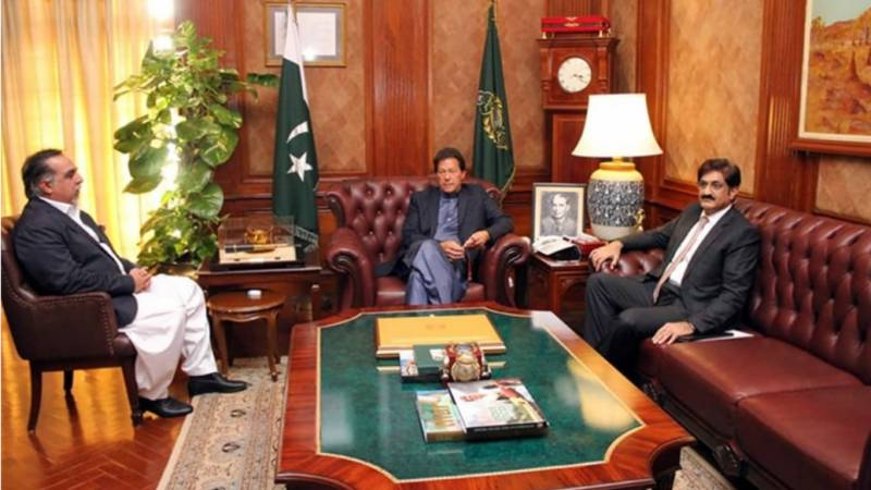 PM on Karachi visit with relief and reconstruction packages
