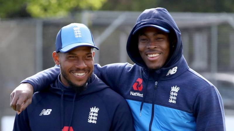 Jordan eager for more England reunions with Archer