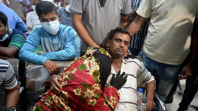 16 killed in Bangladesh mosque gas explosion