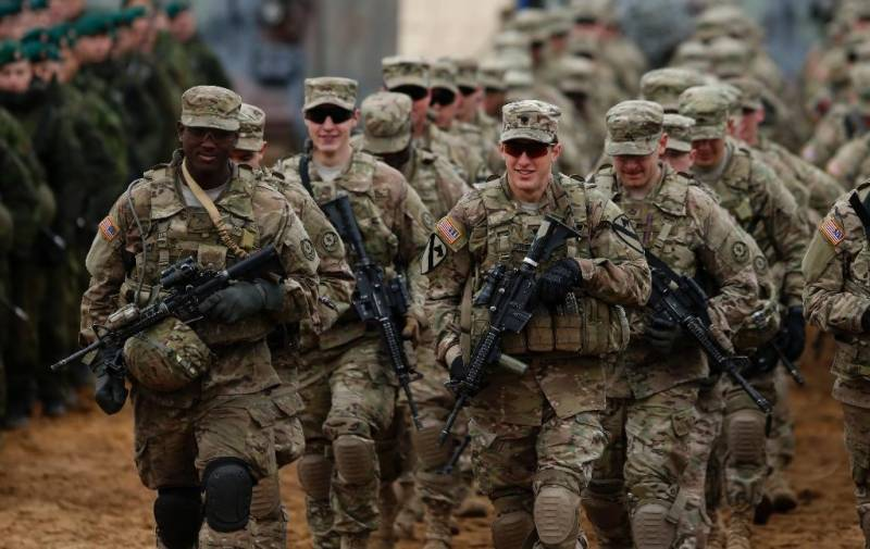 US troop drills in Lithuania as Belarus tensions mount