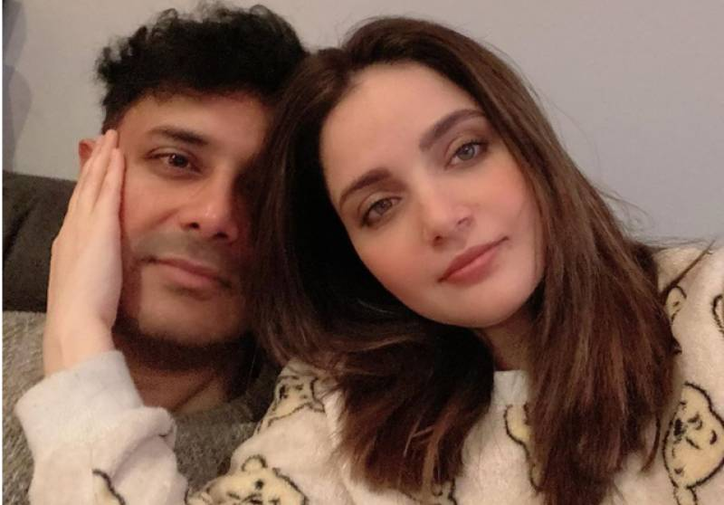 Actress Armeena Khan all praise for 'love of her life'