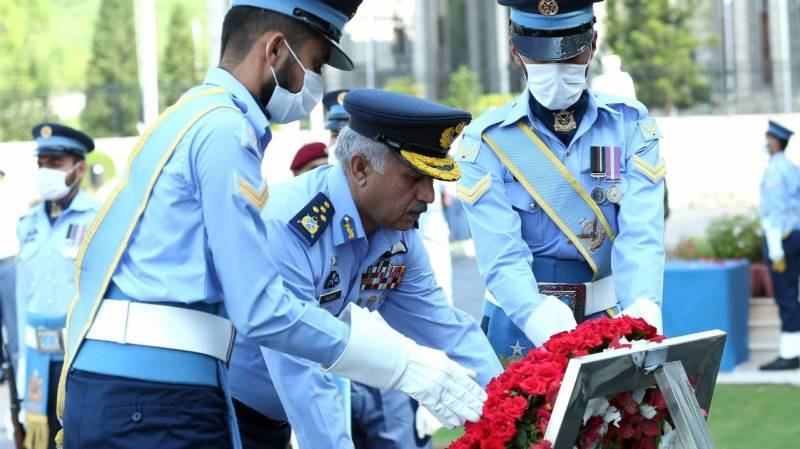 PAF observes Sept 7 as Martyrs Day