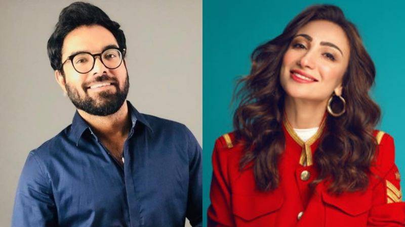 Anoushey takes a dig at Yasir Hussain for calling Ertugrul stars garbage