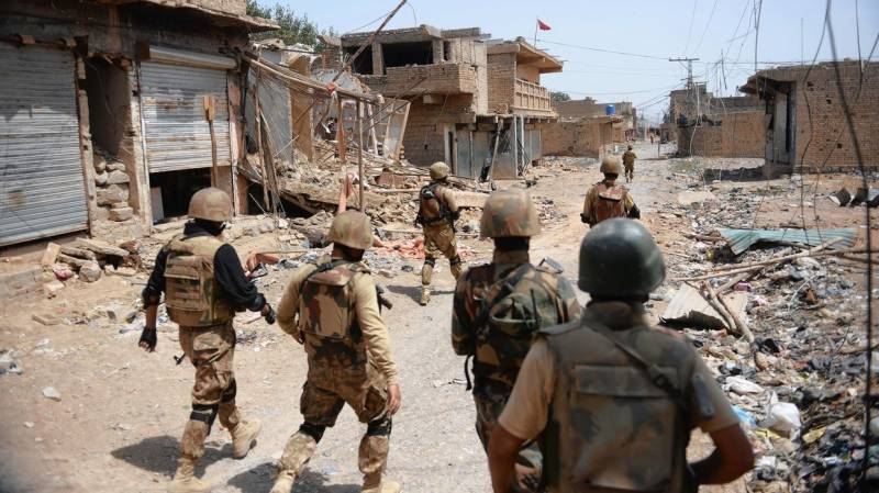 Security forces claim terrorist killed in Mir Ali operation