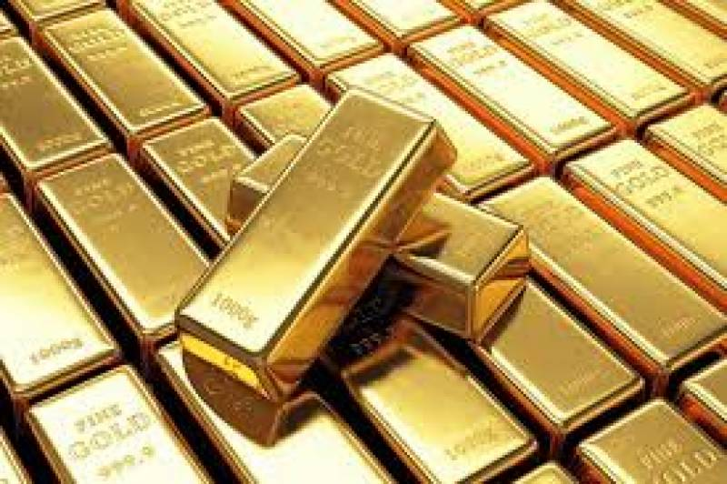 Gold price loses Rs600 per tola in Pakistan