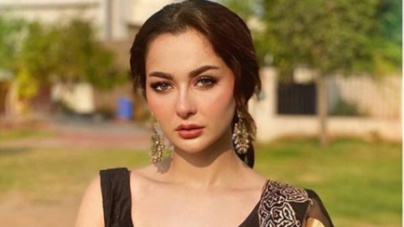 Hania Aamir's new TikTok video goes viral