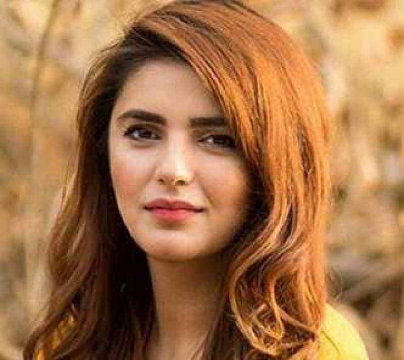 Momina Mustehsan enjoying vacation in Northern Areas of Pakistan