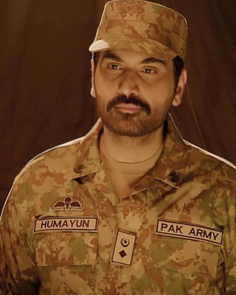 My mother always wanted to see me in Army uniform: Humayun Saeed