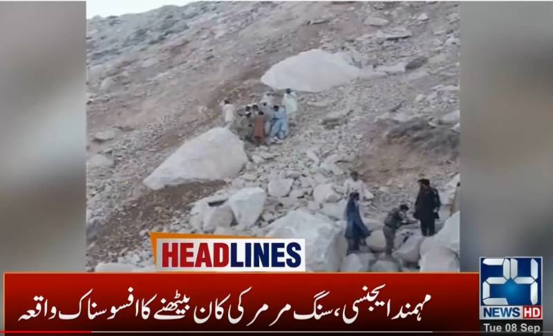 19 colliers dead, 11 missing in tragic Mohmand mine collapse