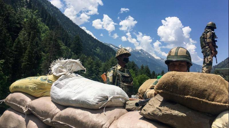 China says forced to take 'countermeasures' against India at tense border