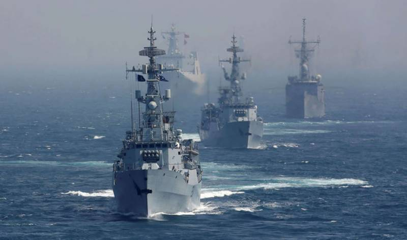 Nation celebrates Navy Day