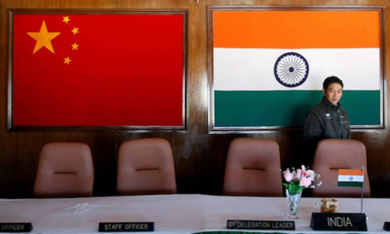 Rare gunfire stirs China-India border blame game