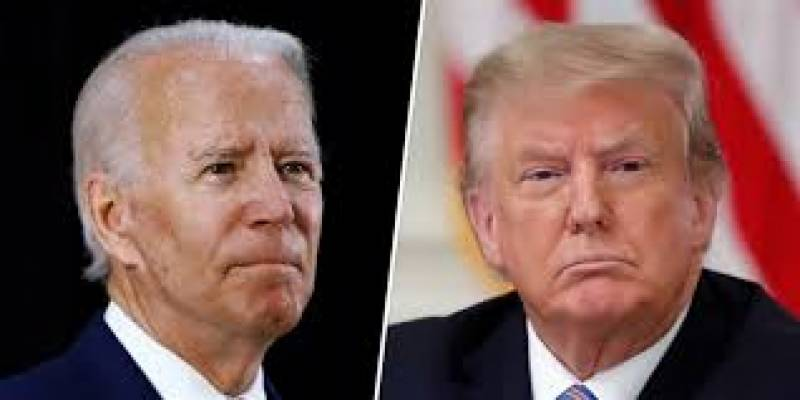 Trump accuses Harris, Biden of playing politics with anti-virus vaccine