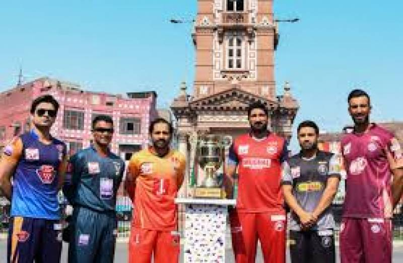 PCB announces squads for National T20 Cup