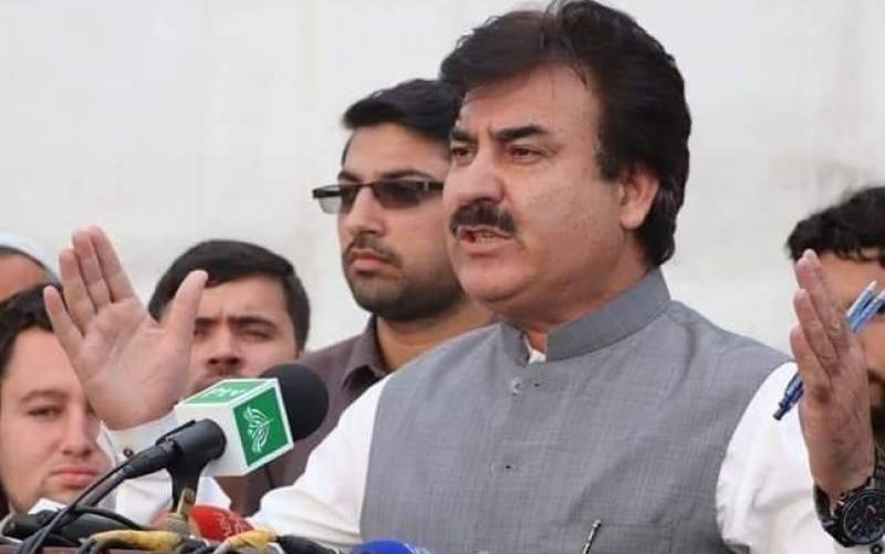 KP govt to compensate Mohmand mine collapse victims: Yousafzai