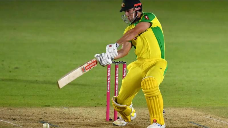 Marsh stars as Australia regain top spot in T20 rankings from England