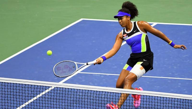 Osaka, Zverev into US Open last four