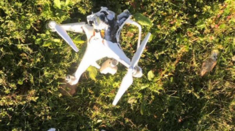 Pakistan Army shoots down yet another Indian spy drone