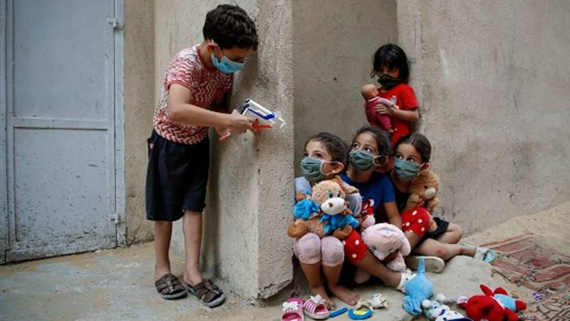 Pandemic threatens lives of millions of children: UN