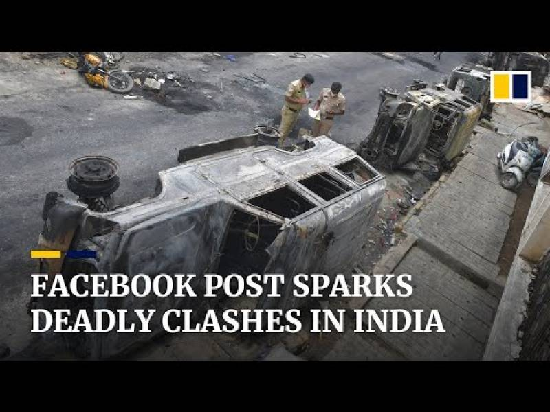 Facebook bias spurs violence in India, says rights groups