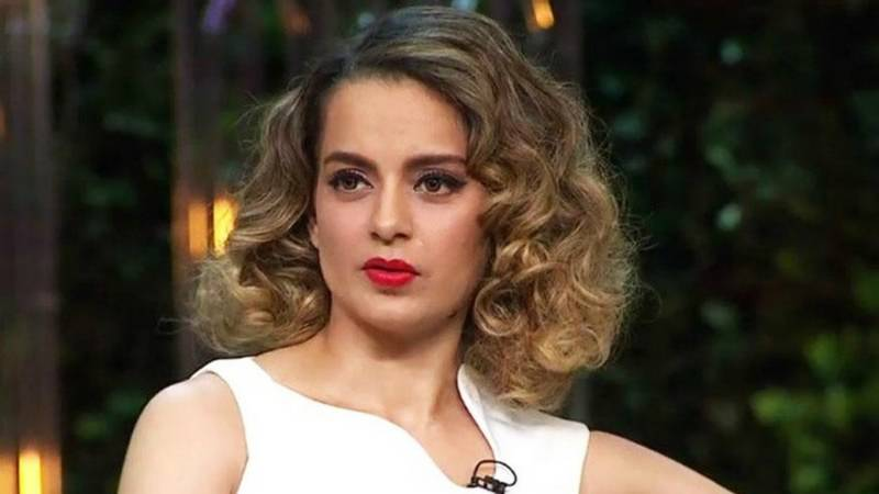 Indian actress Kangana Ranaut promises to make a film on Kashmir and Ayodhya