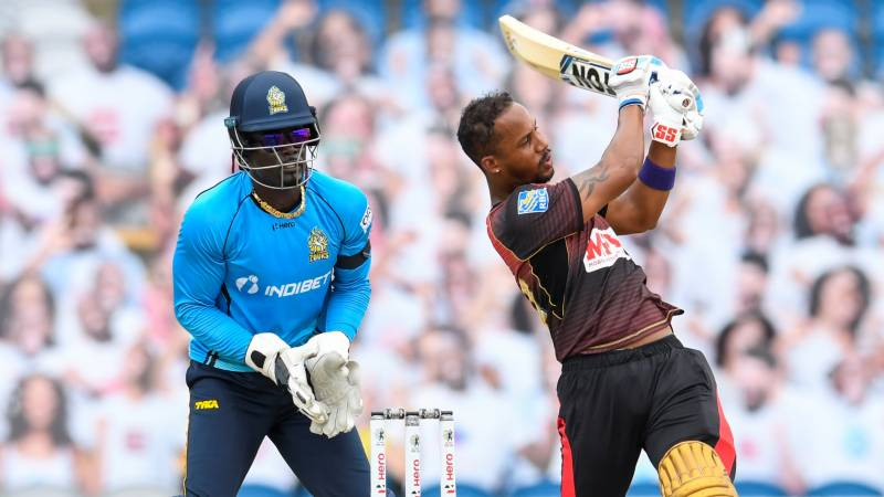 Perfect Trinbago Knight Riders power to CPL title