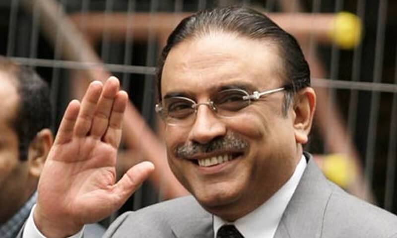Zardari is founder of CPEC, says Chinese envoy