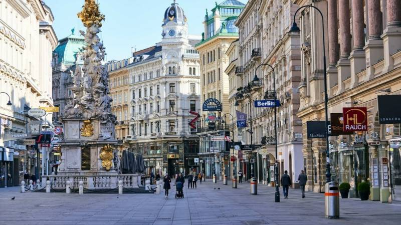 Austria toughens restrictions amid spike in virus cases