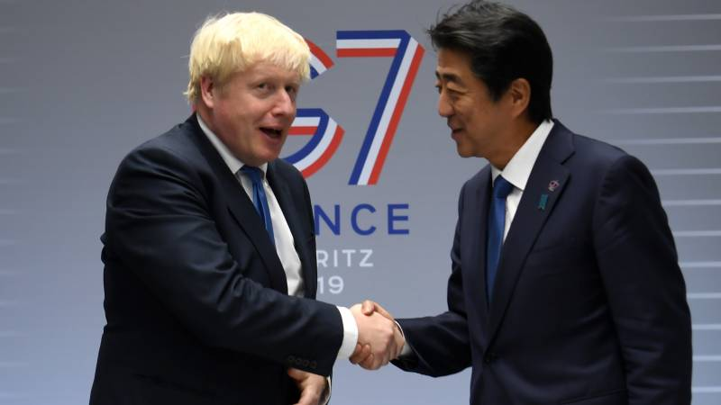 Big in Japan: UK announces first major post-Brexit trade deal