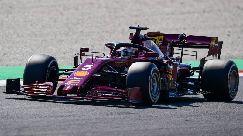 Vettel has no regrets after six years with Ferrari