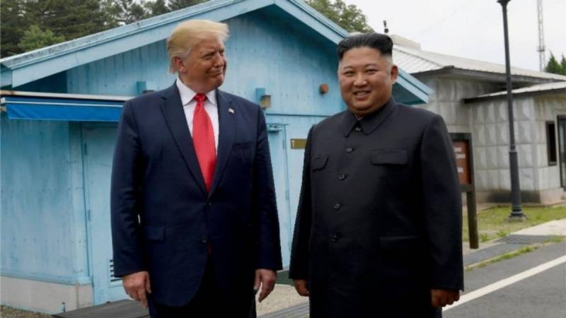 Kim showed off executed uncle's headless body: Trump