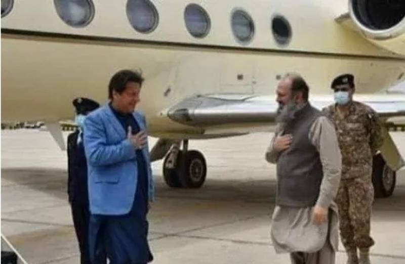 PM in Quetta to assess damage caused by rains, floods in Balochistan