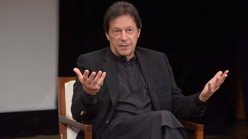 PM Imran welcomes intra-Afghan peace negotiations
