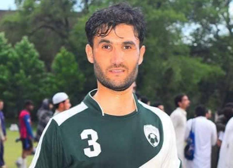 Top footballer shot dead during friendly match in Jamrud