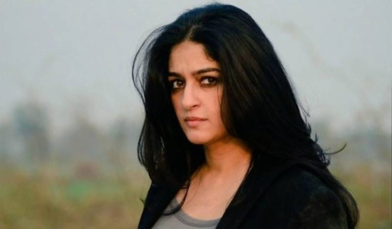 Actress Nadia Jamil not happy with latest drama serials content