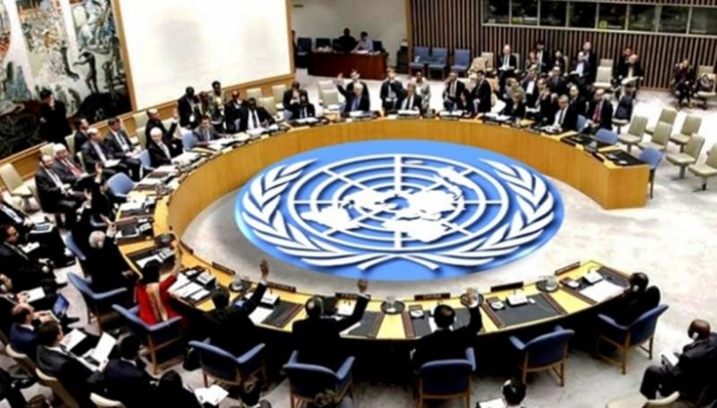 Kashmir and the United Nations Security Council