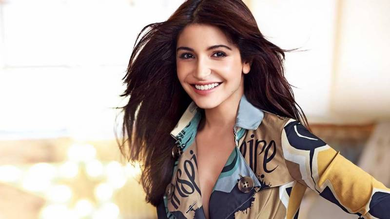 Anushka Sharma shows off her baby bump in new stunning photo