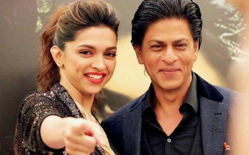 Shah Rukh Khan and Deepika Padukone may reunite for a fourth time