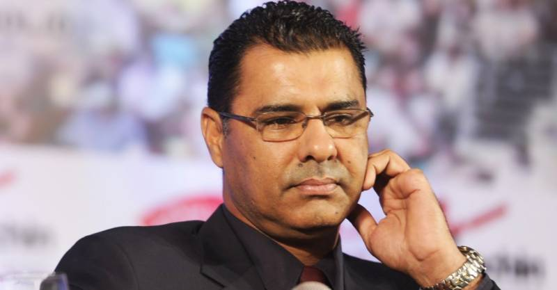 Waqar Younis' father passes away