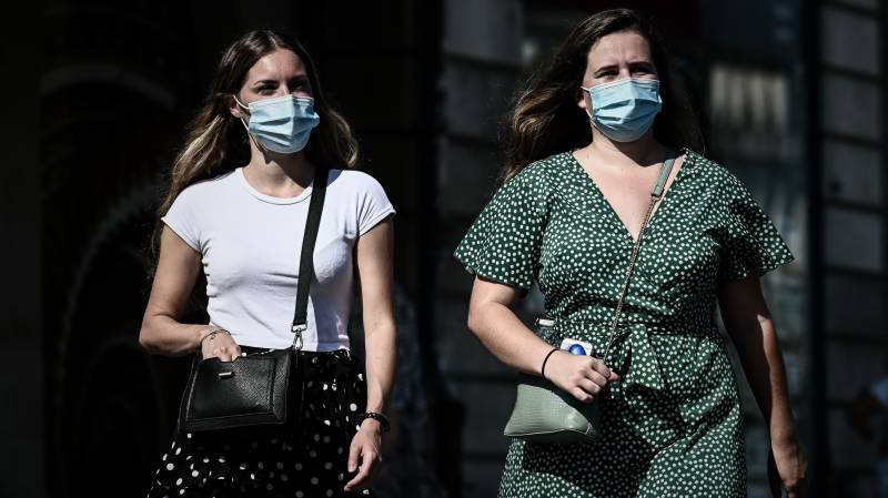 WHO issues Europe deaths warning as daily infections hit new high