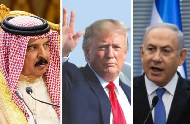 Israel to normalize relations with Bahrain, UAE at White House