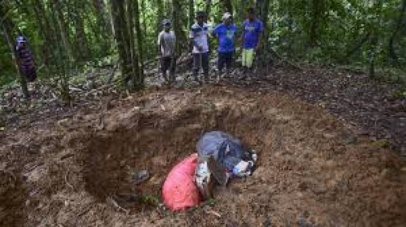 Panama uncovers new mass grave linked to human sacrifice