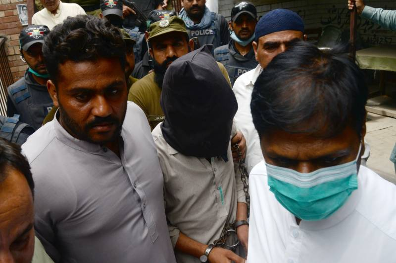 Police get 6-day physical remand of gang-rape co-accused Shafqat