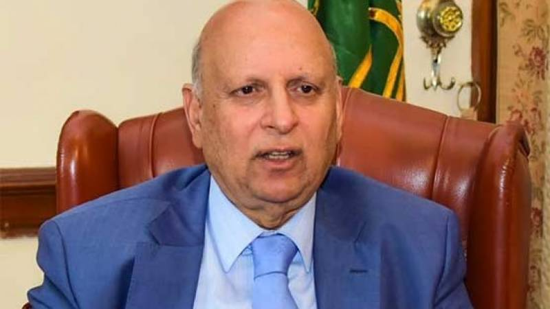 Punjab Governor Ch Sarwar to take up govt employees' salary issue with PM